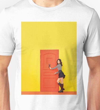Twice TWICEcoaster Lane 2: Knock Knock Mina Unisex T-Shirt