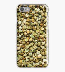Dried peas iPhone Case/Skin