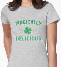 Magically Delicious Women's Fitted T-Shirt