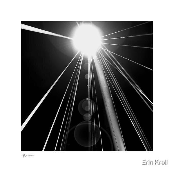 Millenium Bridge by Erin Kroll