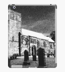 Damneny Kirk (church), near Edinburgh iPad Case/Skin