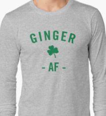 Ginger AF Long Sleeve T-Shirt