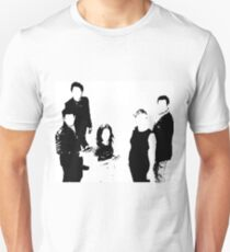 The Librarians silhouettes Unisex T-Shirt