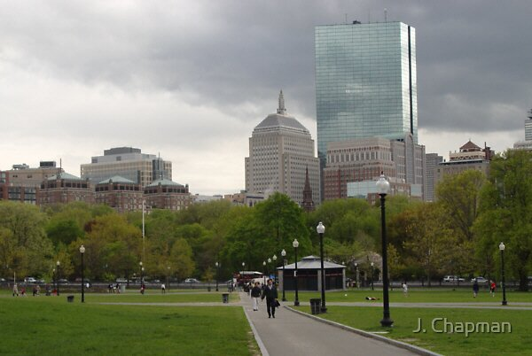 J. Chapman's John Hancock by J. Chapman