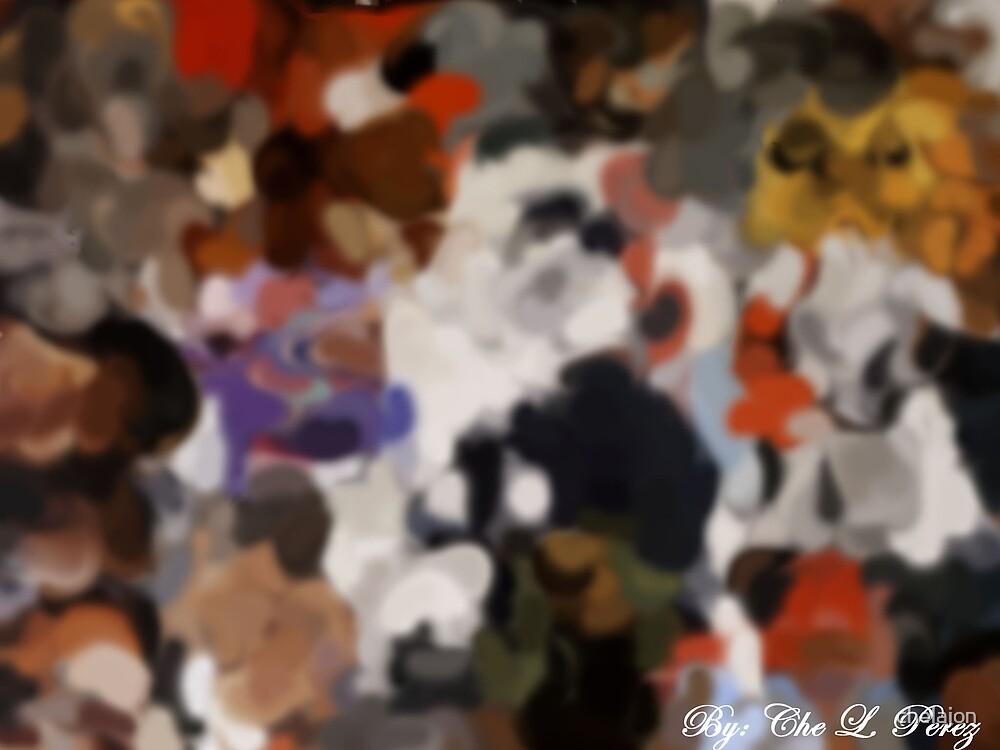 abstract by chelajon