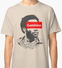 Kindische Gambino Kunst Classic T-Shirt