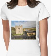 Aerial Bunratty Castle and Durty Nelly's Irish Pub T-Shirt