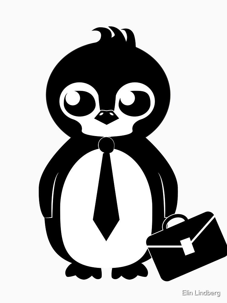 Business Penguin by elindberg