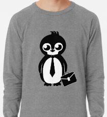 Business Penguin Lightweight Sweatshirt