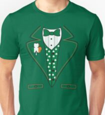 Leprechaun Tuxedo T-Shirt