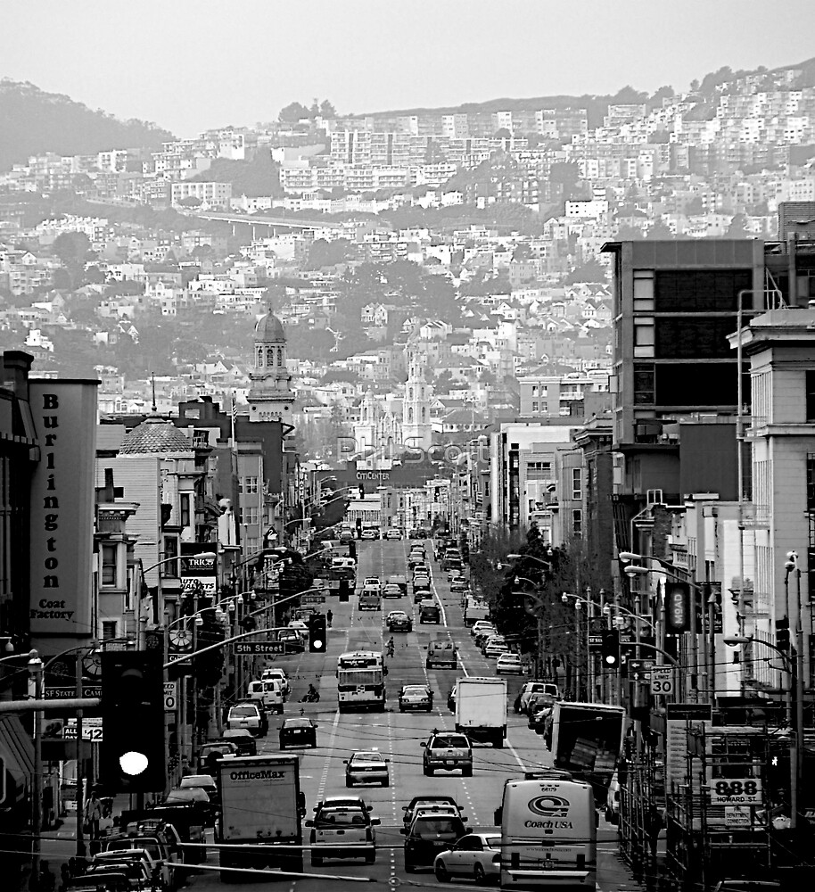 The real san francisco by Phil Scott