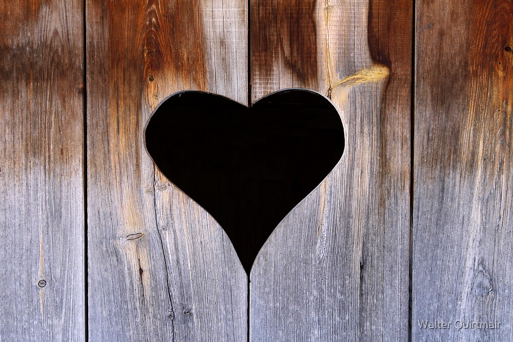 Black Heart by Walter Quirtmair