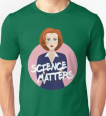 The X-Files Dana Scully Unisex T-Shirt