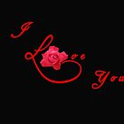 """""""I Love You"""" by Barbny"""