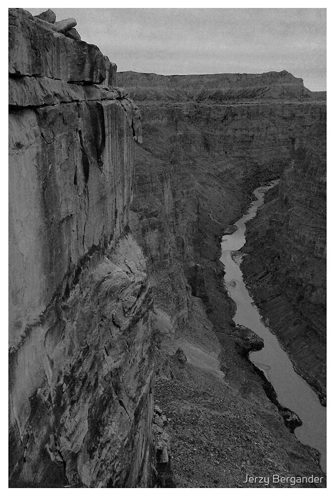 Grand Canyon 1 by Jerzy Bergander