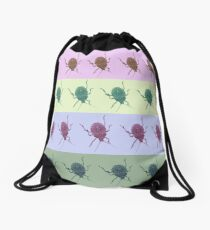 Stink Bugs Drawstring Bag