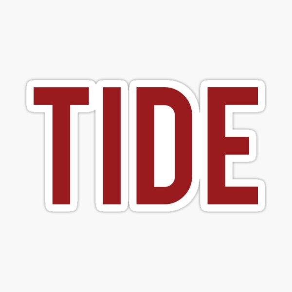 Alabama Crimson Tide Sticker