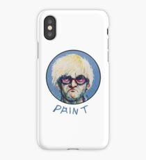 Hockney - PAINT iPhone Case/Skin