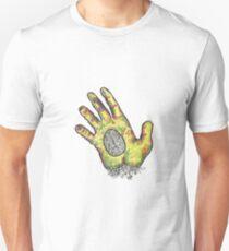 robot hand Unisex T-Shirt