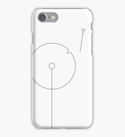 Dandelion v2 iPhone Case/Skin