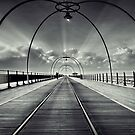 Southport Pier by martin bullimore