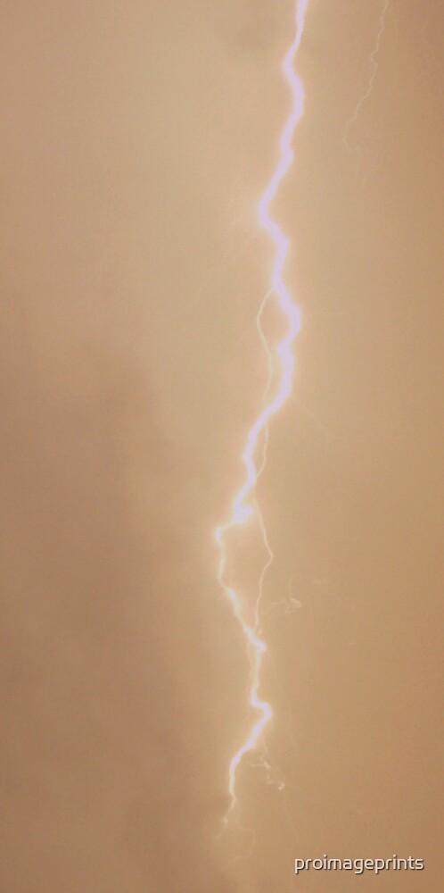 lightning strike by proimageprints