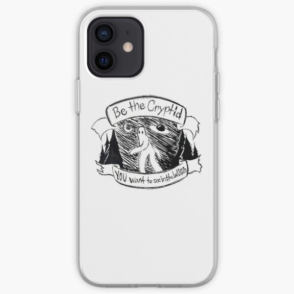Be the Cyptid iPhone Soft Case