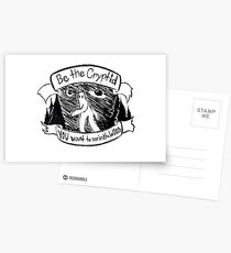 Be the Cyptid Postcards