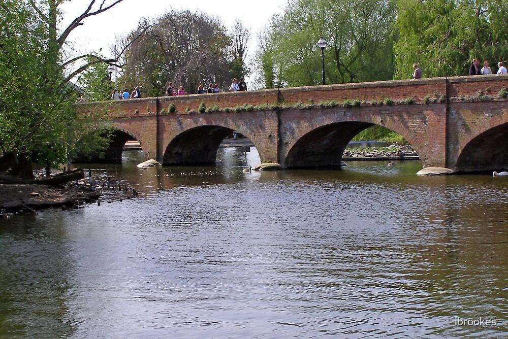 bridge over the avon  by ibrookes