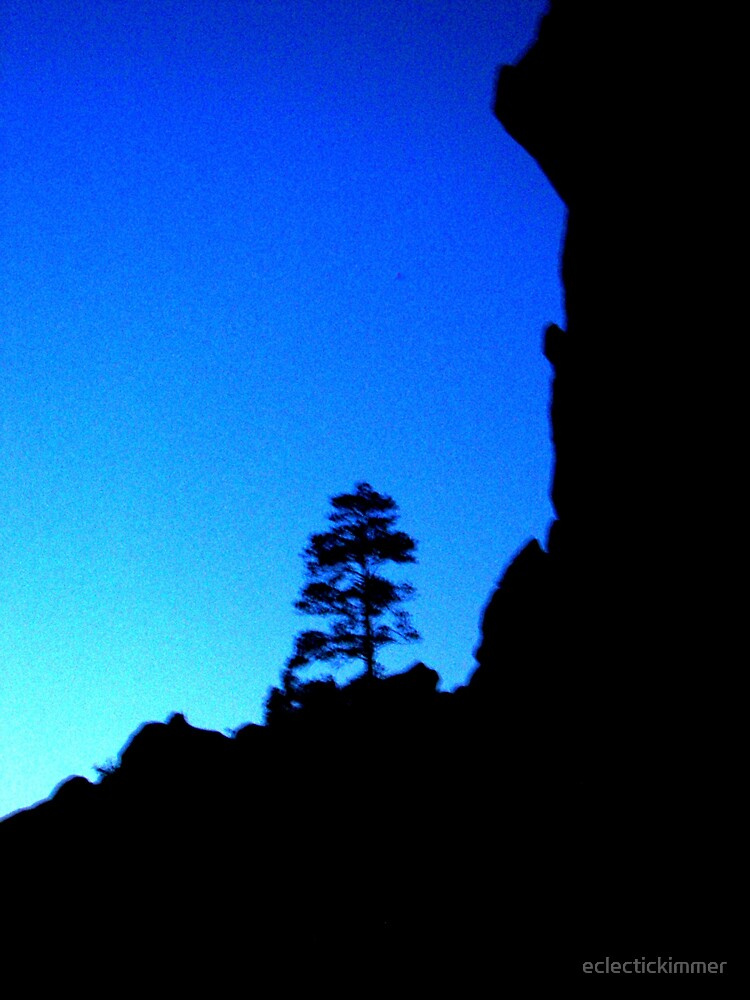 Red Rocks Amphitheatre Sillouette by eclectickimmer