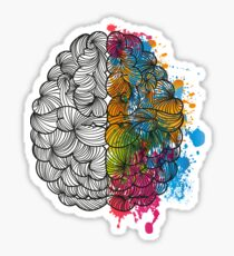 My Brain Sticker