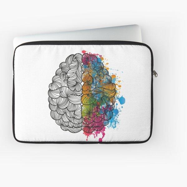 My Brain Laptop Sleeve