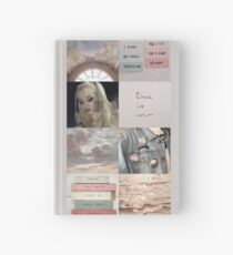 Dove Cameron (collage) Hardcover Journal