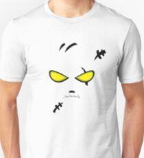 Monster Face Smiley Unisex T-Shirt
