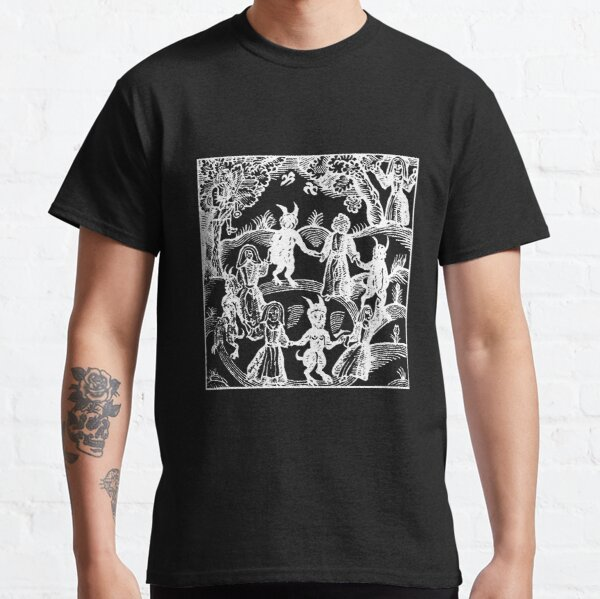 Dance with the Devil  (white)  Classic T-Shirt