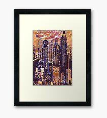 Mars 4968 AE Framed Print