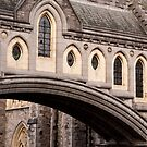 Christ Church Cathedral Bridge by Rae Tucker