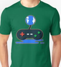 gamer world  T-Shirt