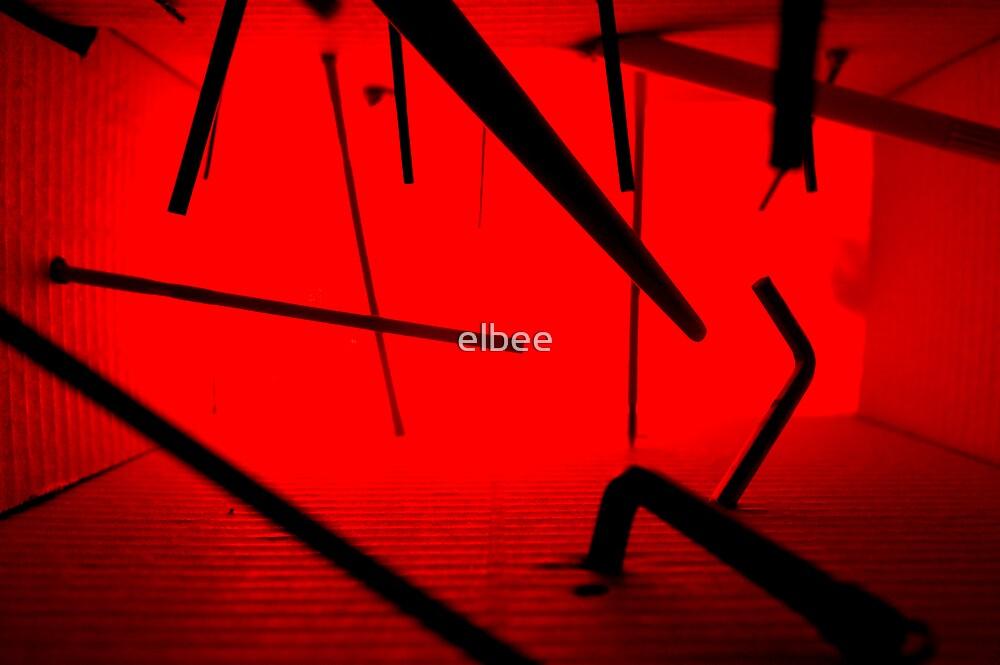 Anger Room by elbee