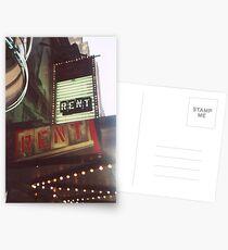 Rent Postcards