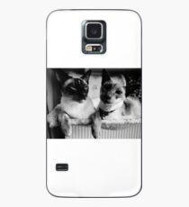 Funda/vinilo para Samsung Galaxy Los bigotes de los gatos