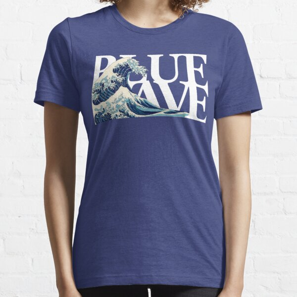 The Blue Wave Essential T-Shirt