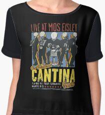 Star Wars - Cantina Band On Tour Chiffon Top