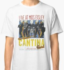 Star Wars - Cantina Band On Tour Classic T-Shirt