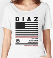Nick Diaz - Fight Camp Collection Women's Relaxed Fit T-Shirt