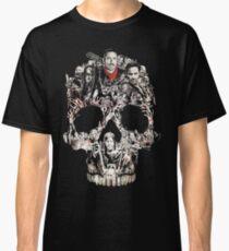 TWD Skull Cast Classic T-Shirt
