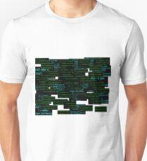 GreenAndBlueCodev1.0 Unisex T-Shirt