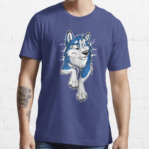 STUCK Husky Blue Essential T-Shirt