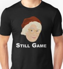 Still Game - Isa Unisex T-Shirt