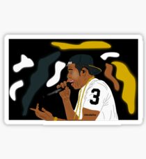 Jay Z- The Performance Sticker